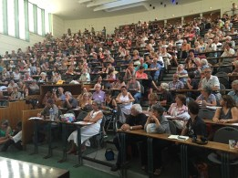 Closing Plenary Summer Attac University,  Marseille, France, August 2014.